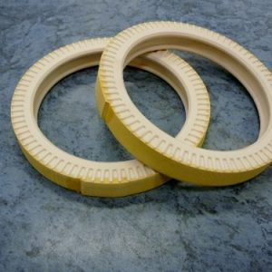 The PoolCleaner 2 wheel pool cleaner Strap Tyres