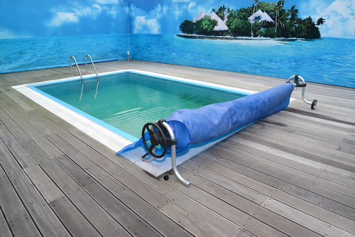 Daisy Pool Covers & Rollers