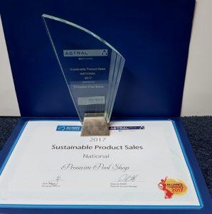 Award for 2017