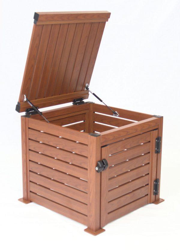 Wood Look Enclosures