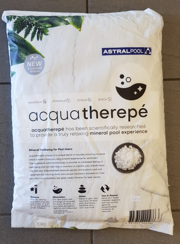 Acquatherepe Mineral Salt